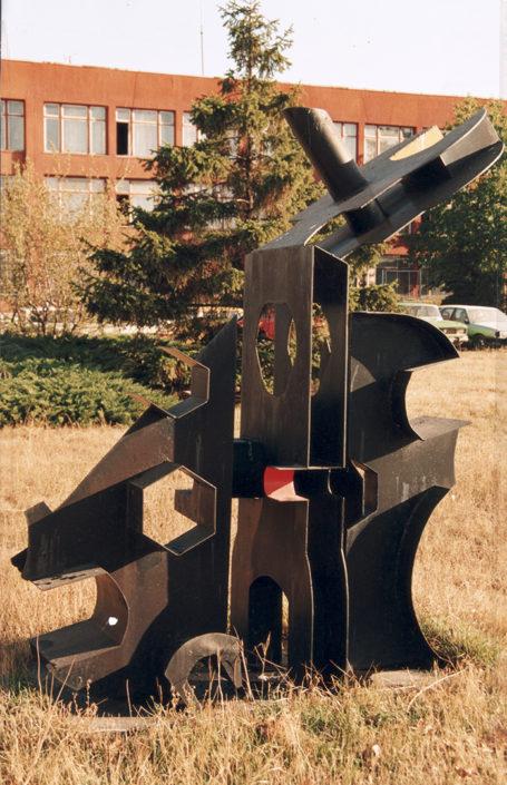 Composition, 1987