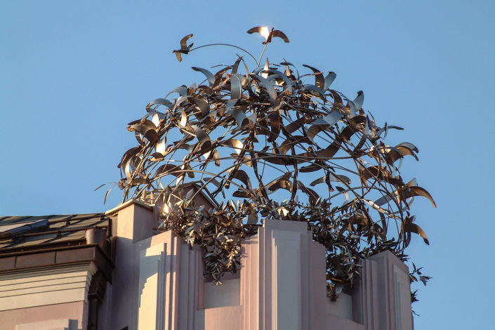 Dome Of Birds