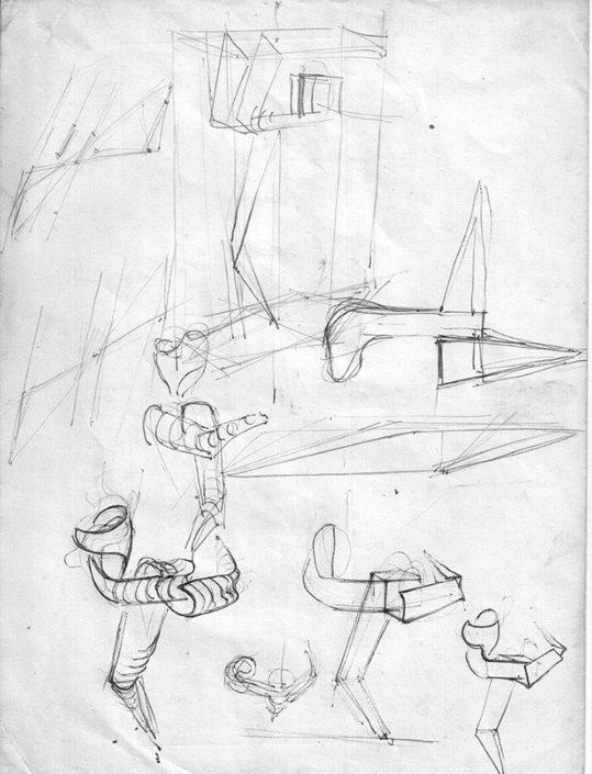 Dance – Drawing 2