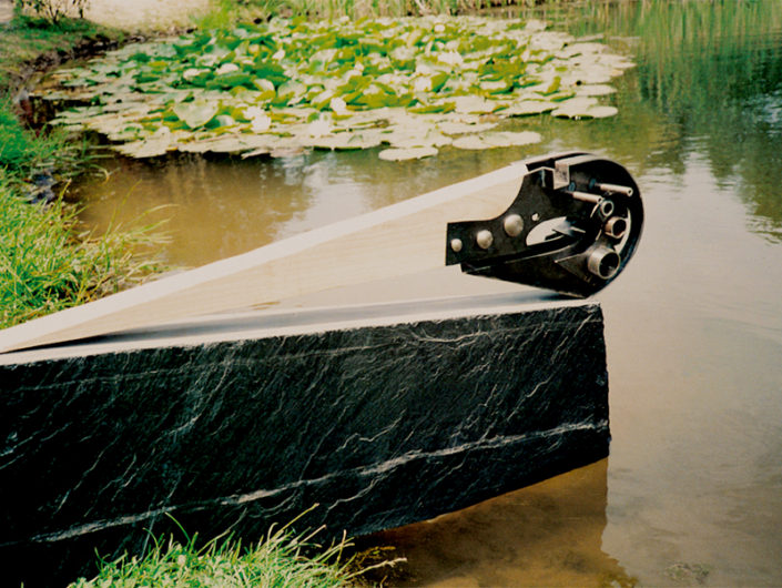 Music to the water, 1994