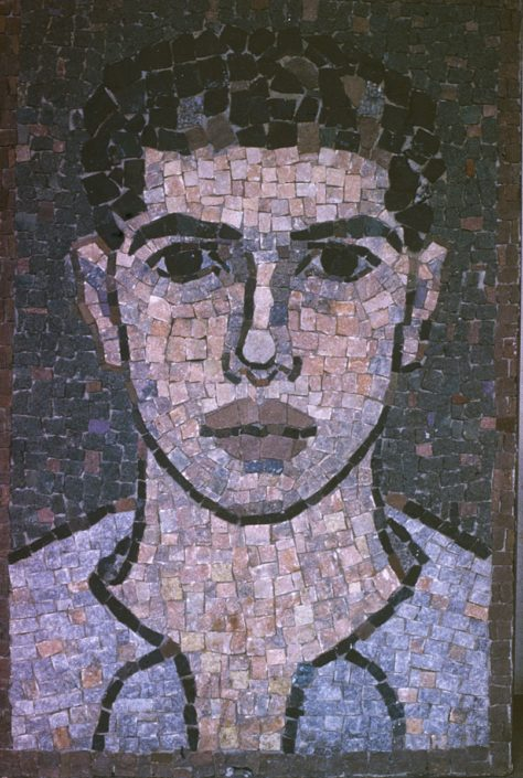 Self-Portrait Mosaic