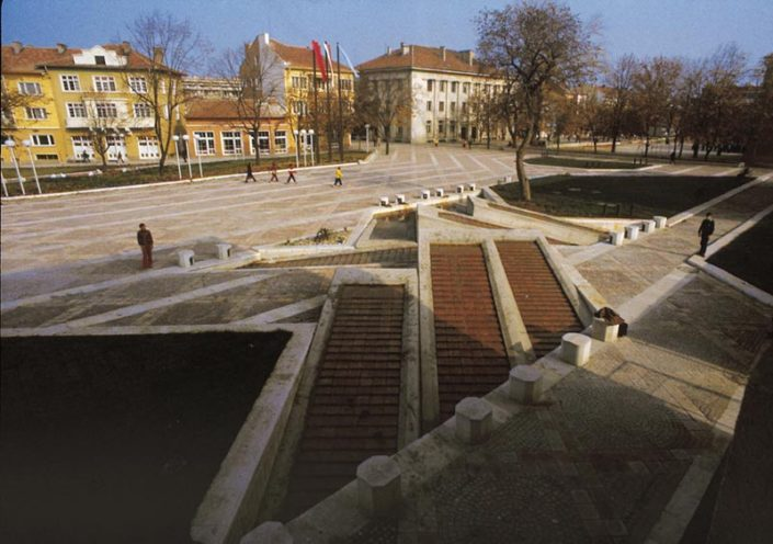 Water Feature, 1983