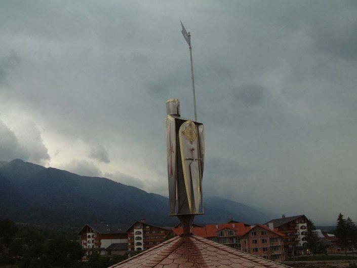 Knight Templar, 2005