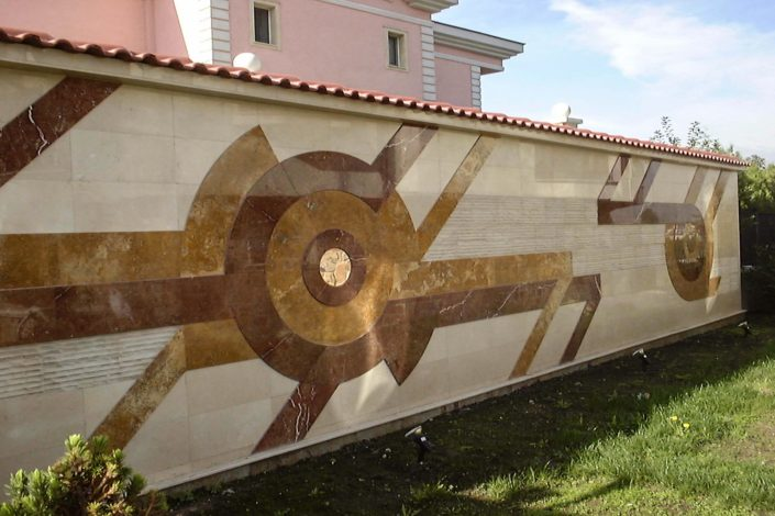Wall Relief, 2002